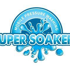 Super soaker's mobile pressure washing