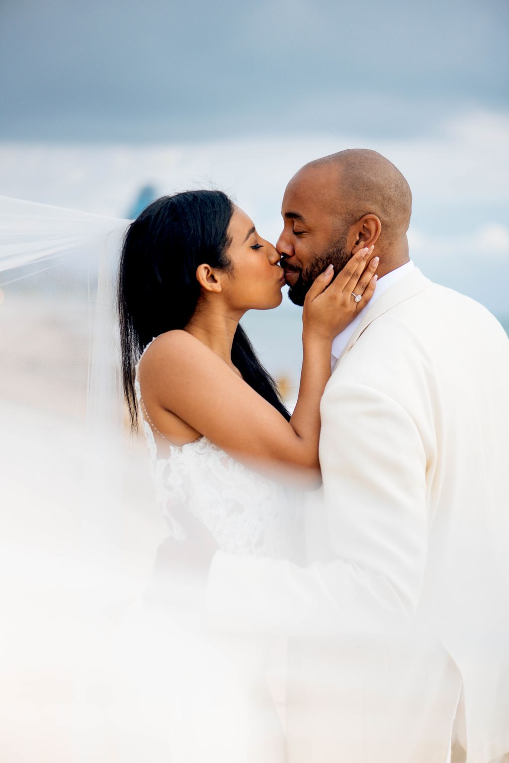 Wedding at the Ritz Carlton Hotel Beach