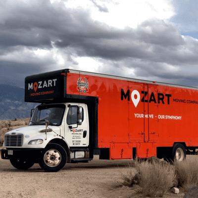 Avatar for Mozart Moving Company Newton Center, MA Thumbtack