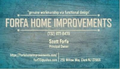 Avatar for Forfa home Improvements llc