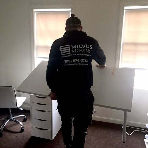 Proper furniture arrangement is the key for happy living in your apartment. Milvus Moving Team is an expert in that! Best Boston movers!