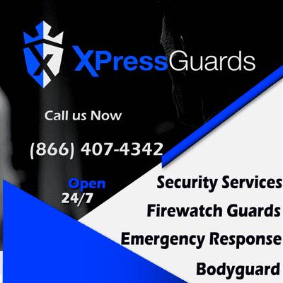Avatar for Xpress Guards Boca Raton, FL Thumbtack