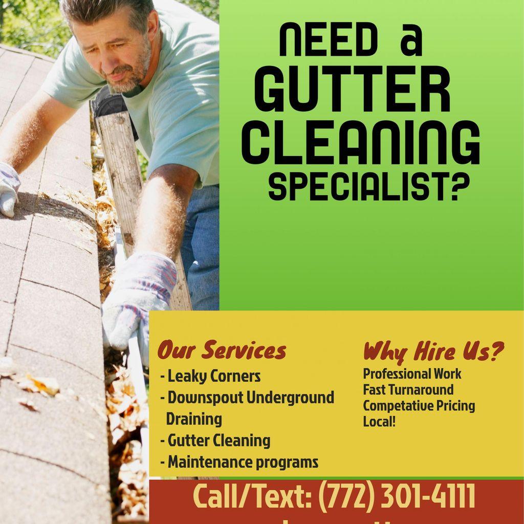 Grimes Gutter Cleaning & Maintenance