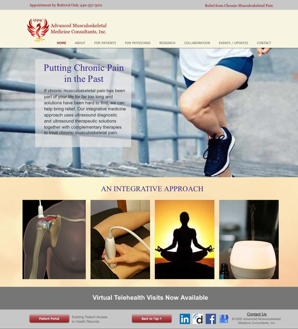 Physicians Web site