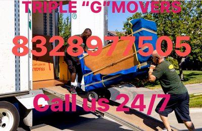 Avatar for TRIPPLE G MOVERS Houston, TX Thumbtack
