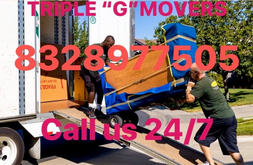 TRIPPLE G MOVERS