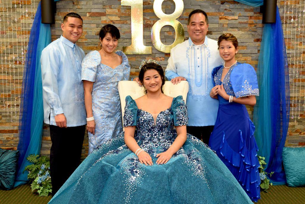 Traditional Filipino Debut