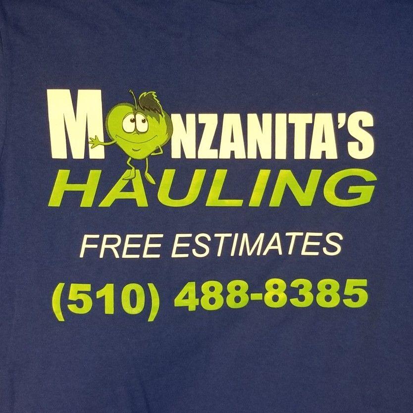 Junk Removal/Manzanita's Hauling