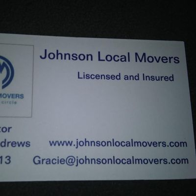 Avatar for Johnson Local Movers New Bern, NC Thumbtack