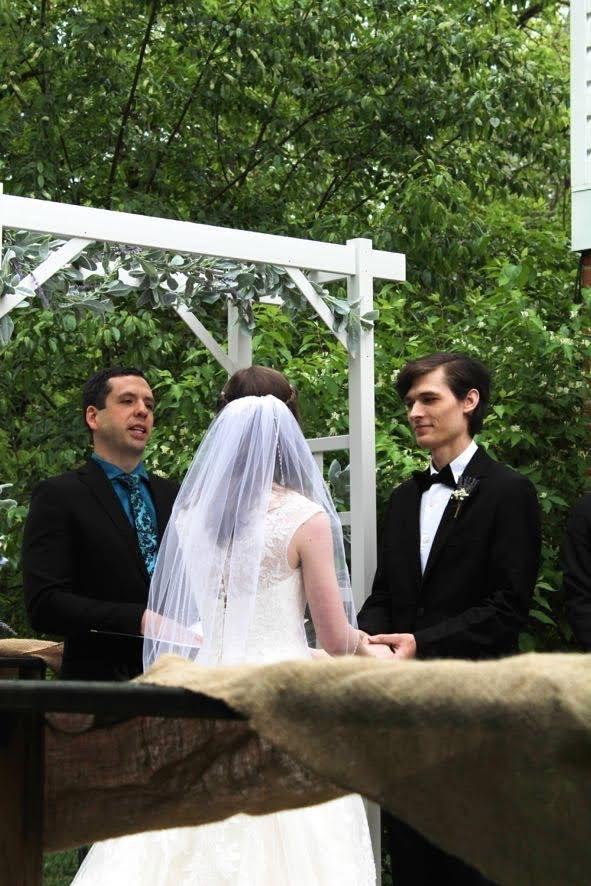 Wedding Officiant - Ashland 2020