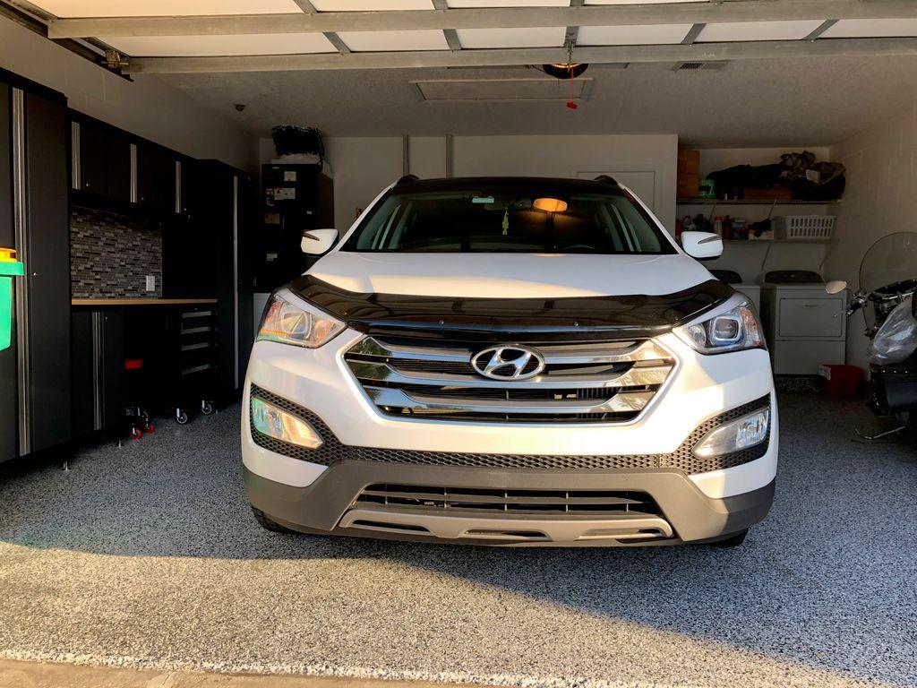 Garage Remodel with Cabinet installation