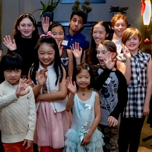 True Muse Students after our Holiday Recital 2019