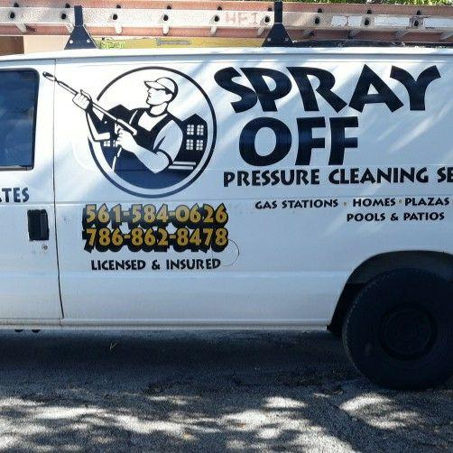 Sprayoff Pressure Clean Services LLC
