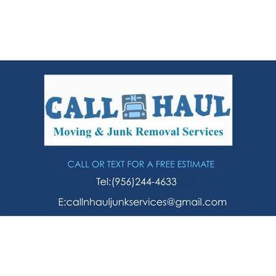 Avatar for call n haul junk & moving services San Benito, TX Thumbtack