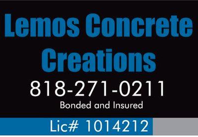 Avatar for Lemos Concrete Creations Lancaster, CA Thumbtack