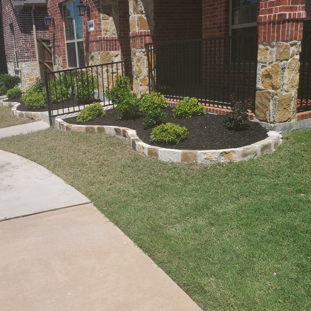 Sants landscaping  &   roof service