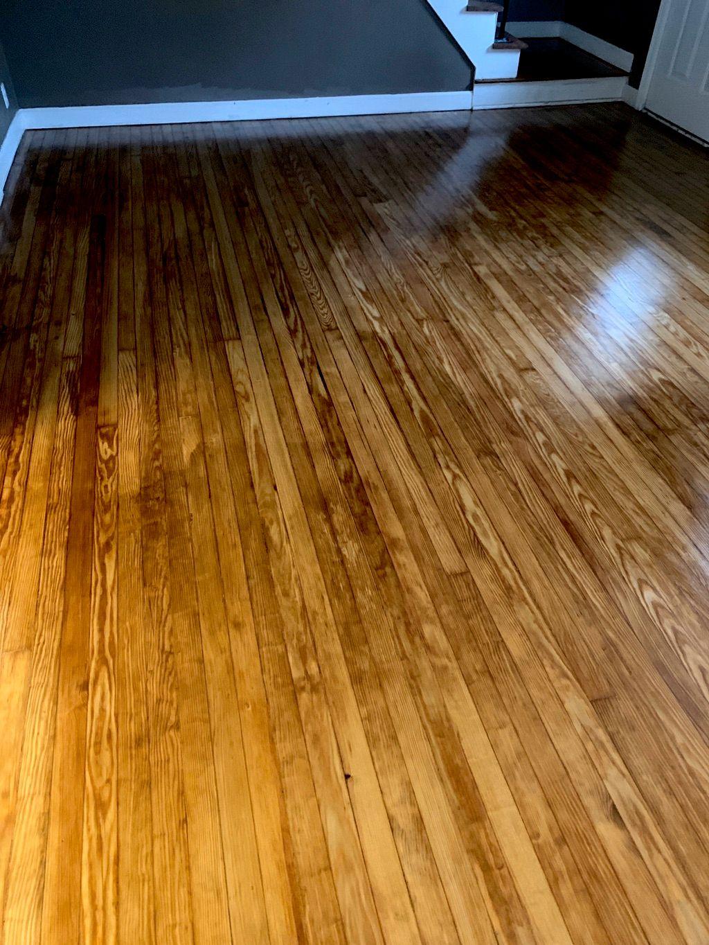 Hardwood Floor Refinishing - Pennsauken 2020