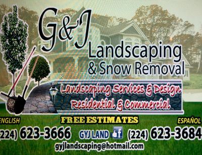 Avatar for G&J Snow Removal & Landscaping INC.