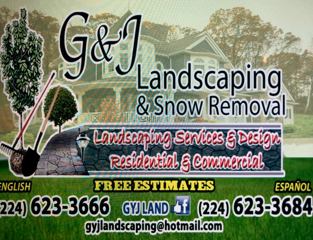 G&J Snow Removal & Landscaping INC.