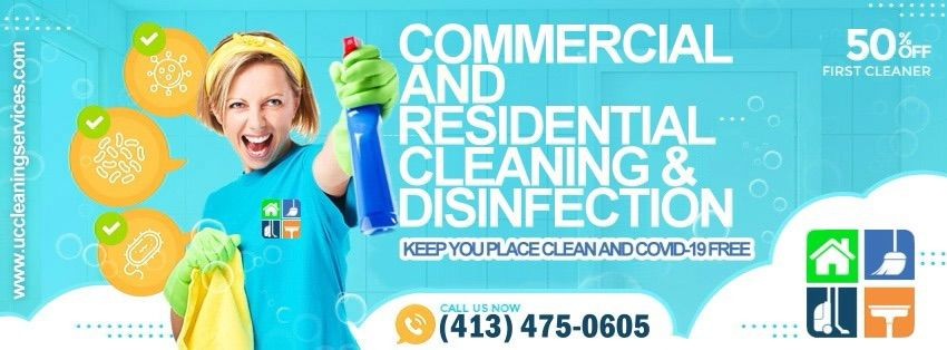 UC Cleaning @ disinfect services