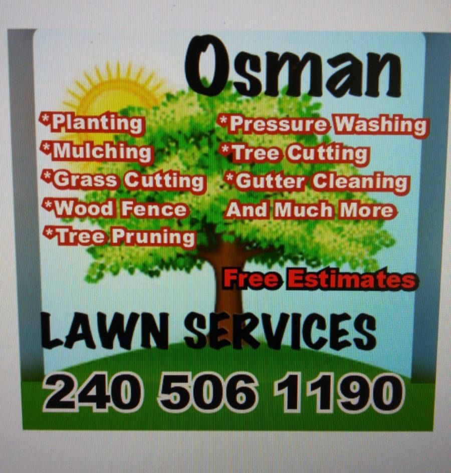 Osman lawn services