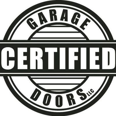 Avatar for Certified Garage Doors LLC