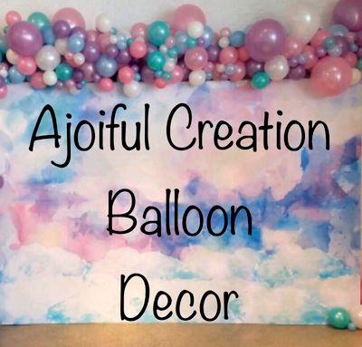 Avatar for Ajoiful Creation Balloon Decor Saint Rose, LA Thumbtack