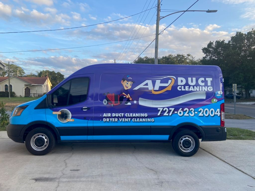 AH Duct Cleaning Inc