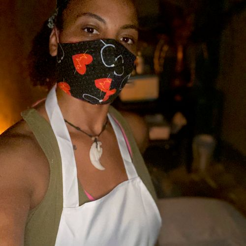 Ashia Walker- Massage Therapist