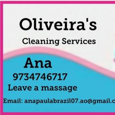 Avatar for Oliveira's cleaning