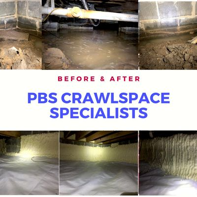 Avatar for PBS Crawlspace Specialists LLC