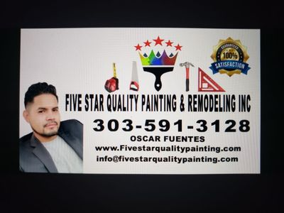 Avatar for Five Star Quality Painting