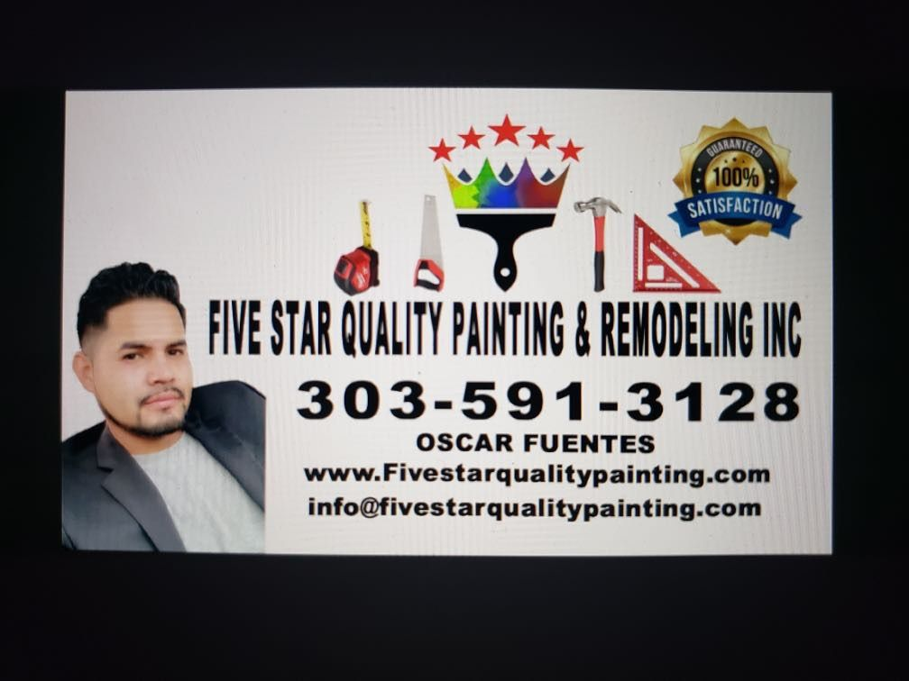 Five Star Quality Painting