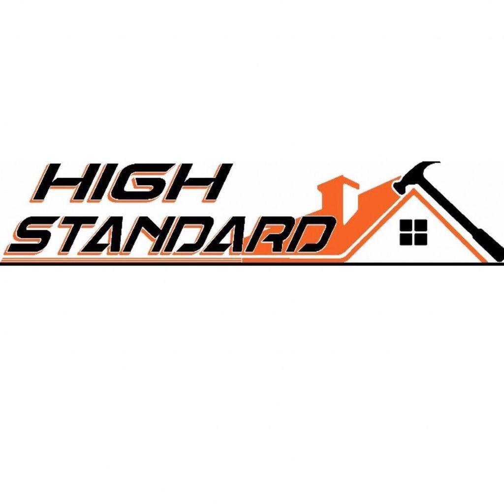High Standard 1 Construction