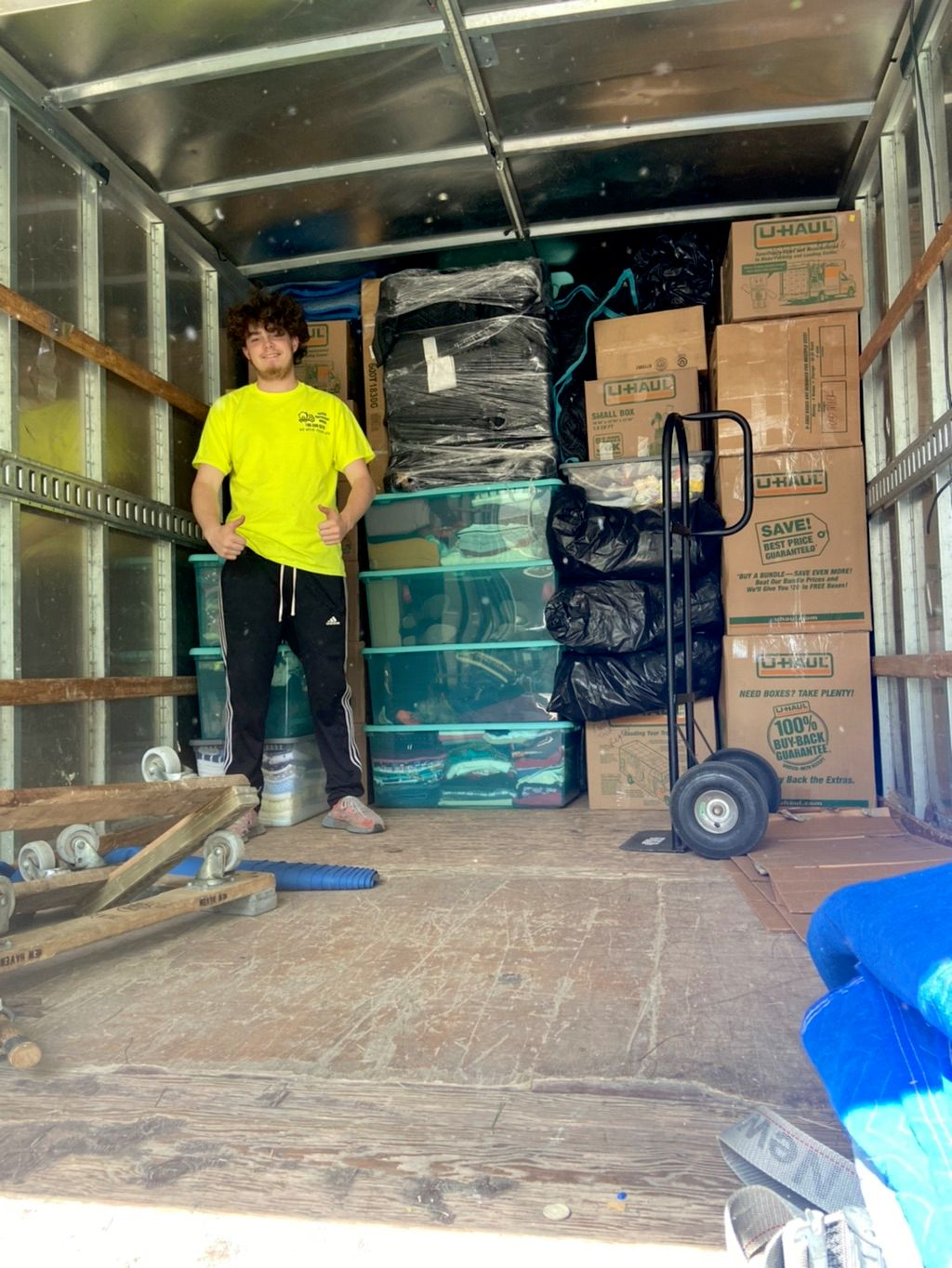 Packing Professional Movers LLC