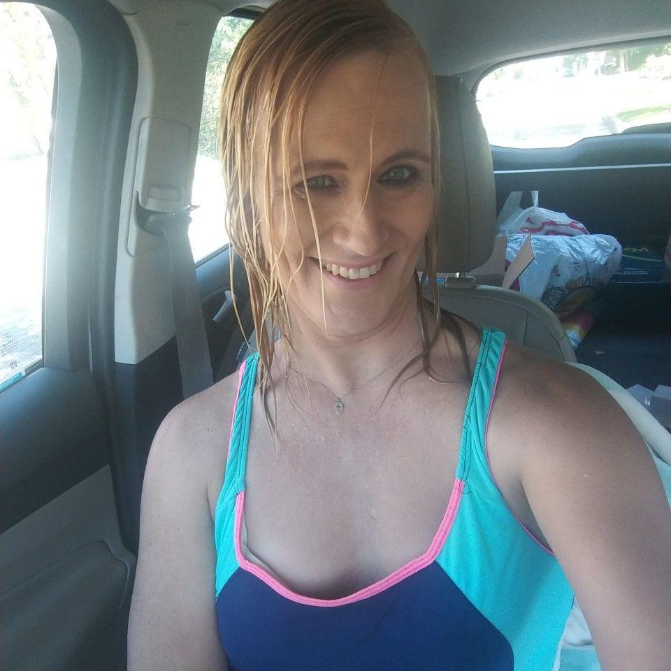 Gigi Steele Swimming
