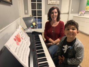 Music lessons are FUN!