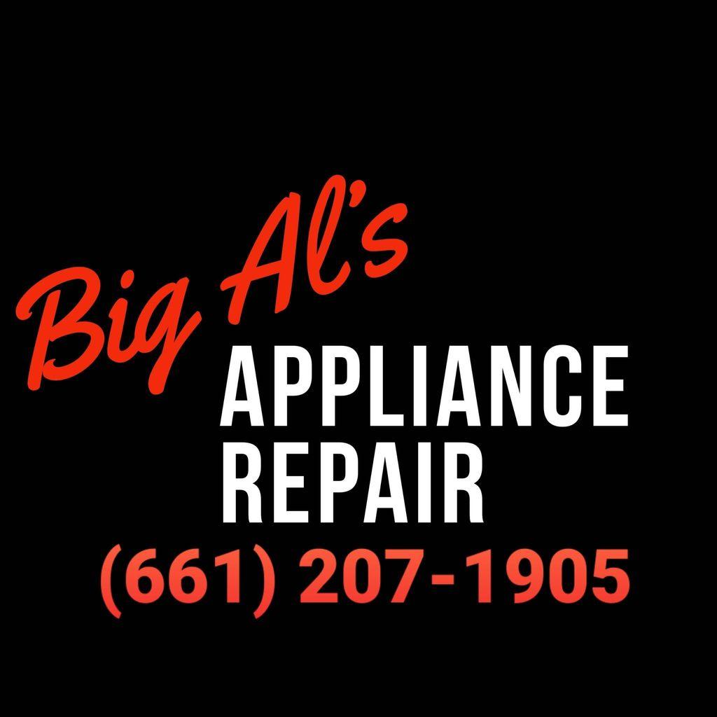 Big Al's Appliance Repair