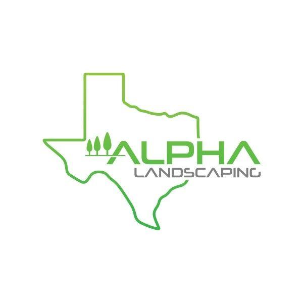 ALPHA  LANDSCAPING