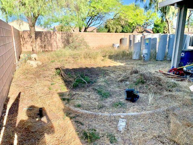 Yard Cleanup and Weeding