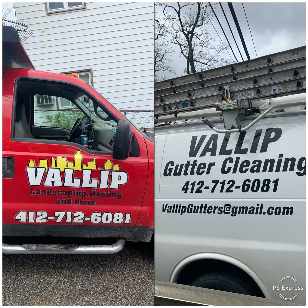 Vallip Landscaping & Vallip Gutter Cleaning