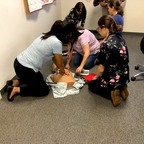 CPR / BLS for homecare providers