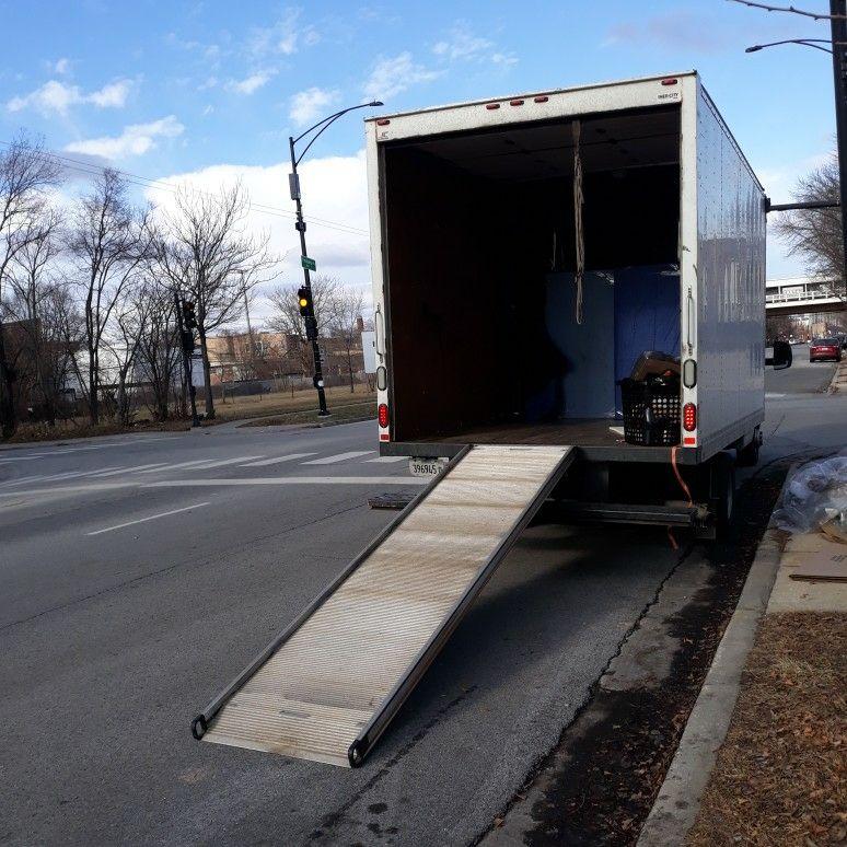 Alcantar Moving Co.