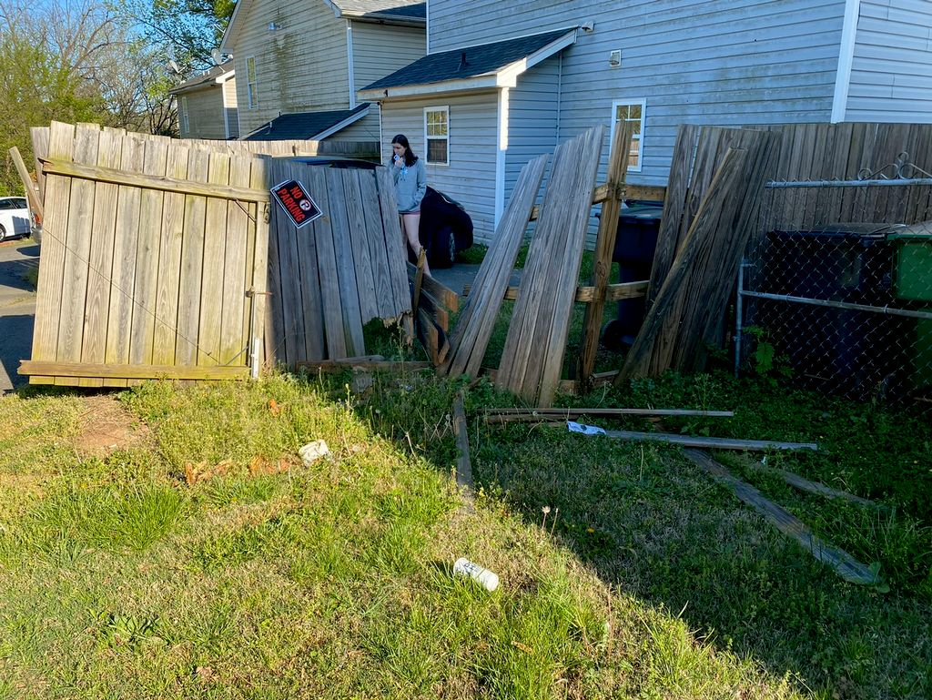 Privacy Fence Replacement