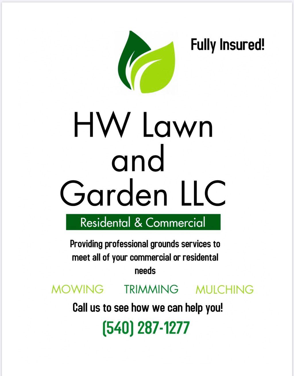 HW Lawn and Garden LLC