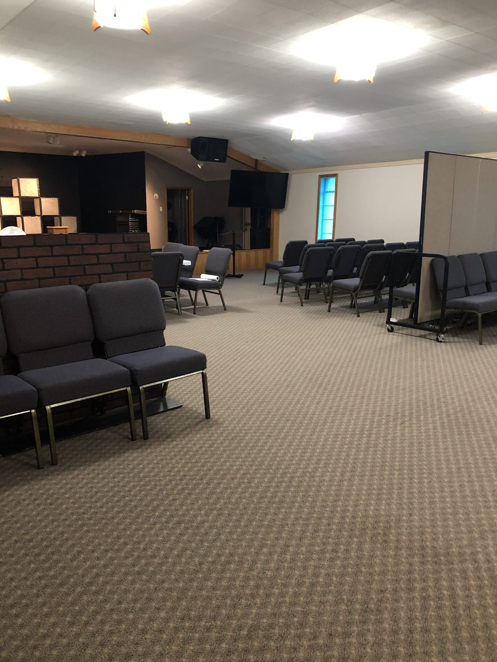 Commercial Cleaning - Church May 2020