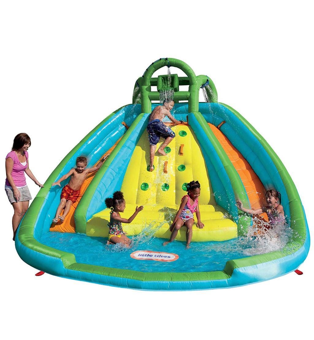 Inflatable Slide Bouncer