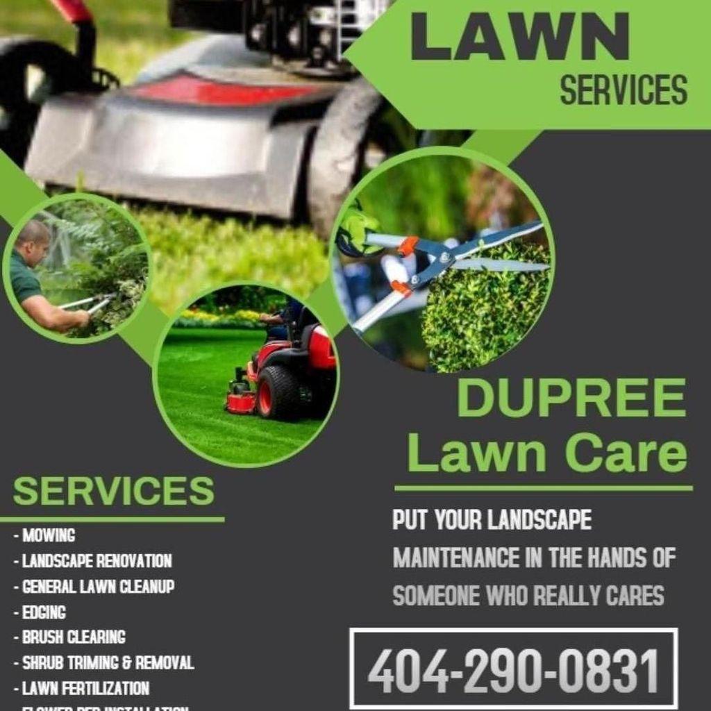 Dupree Lawn Care