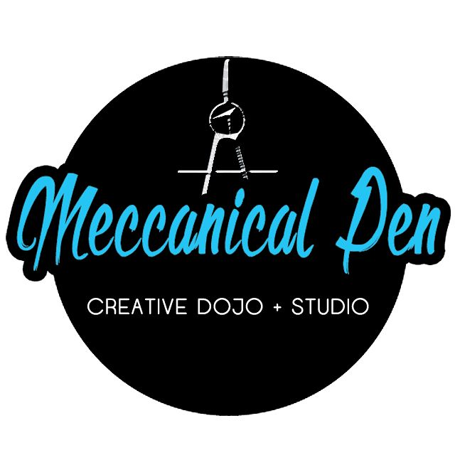 Meccanical Pen | Logo, Graphic Design, Responsive