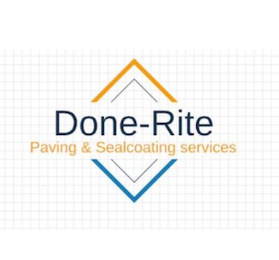 Avatar for Done-Rite Paving & Sealcoat services